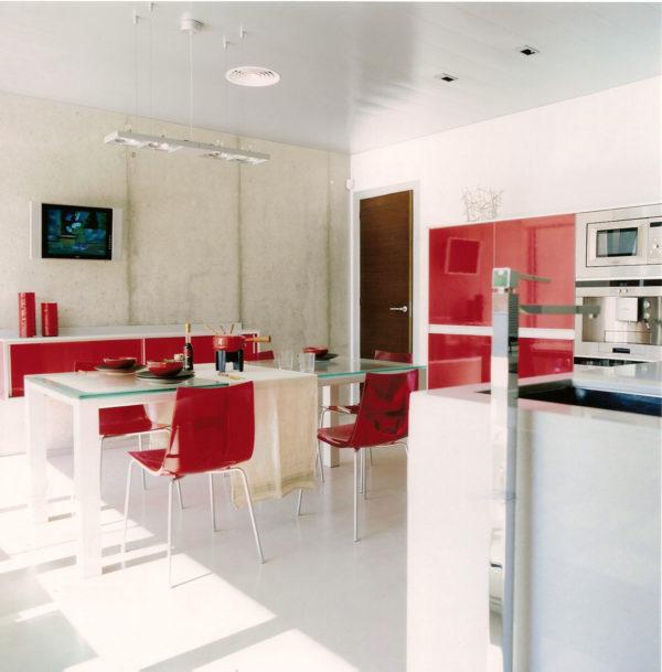 Rodoreda cocina