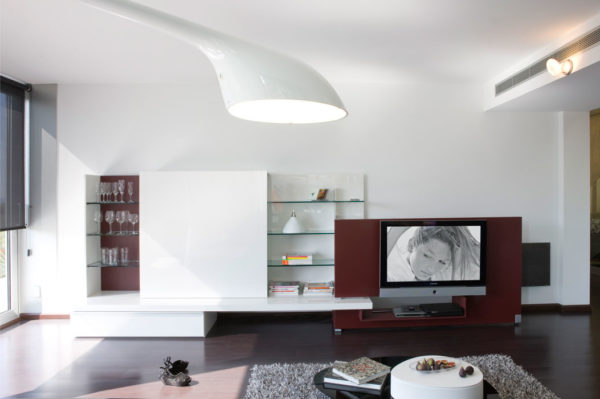 Nirvana interior