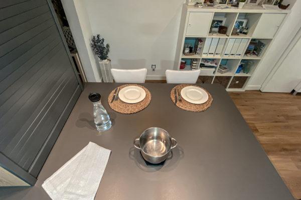 Quinze cocina
